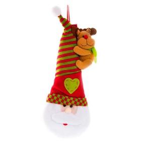 NAVIDAD Santa Claus con Sombrero de 15 cm
