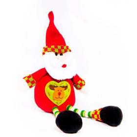 NAVIDAD Santa Claus con piernas largas de 14 cm