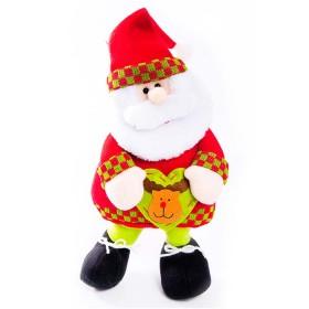 NAVIDAD Santa Claus parado de 13 cm