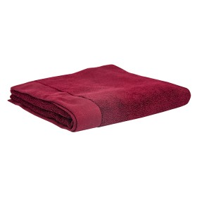 Toalla FREEHOME 70 x 140 Burgundy Solido