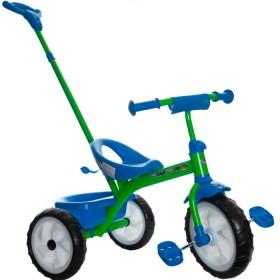 Triciclo CHEERWAY Hello baby Verde/Azul