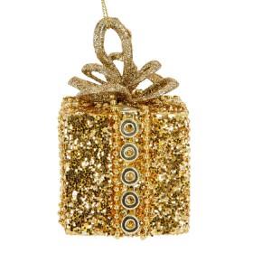 Set Ornamentos Oro
