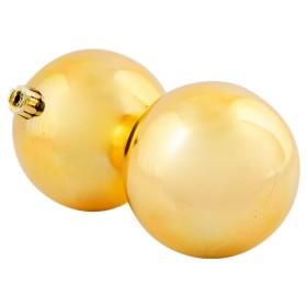 Set 50 Esferas Oro 8 Cms.