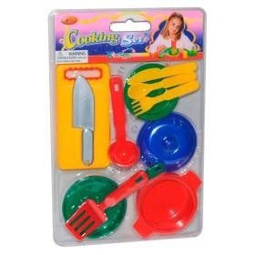KITCHEN COLLECTION set utensilios de cocina