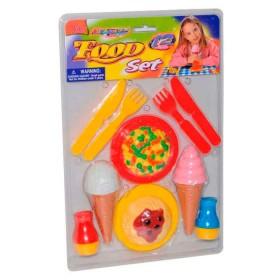KITCHEN COLLECTION set de comida 12 piezas