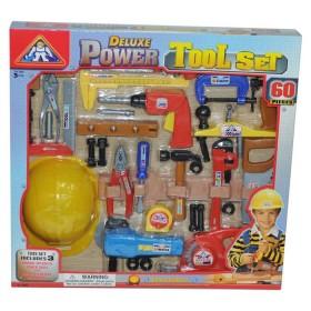 TOOL SET herramientas de construcción 60 piezas