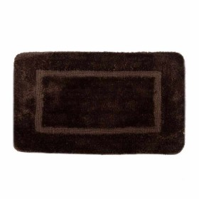 Tapete de baño FREEHOME Antideslizante 50 x 80 cm Chocolate