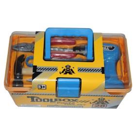 TOOL SET Maletín con herramientas