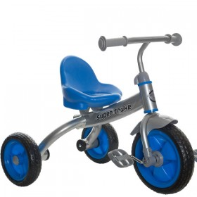 Triciclo CHEERWAY Gris/Azul