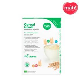 Cereal Infantil MAH! Avena 210g