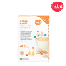 Cereal Infantil MAH! 3 Cereales 210g