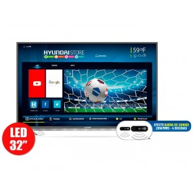"TV 32"" 80cm HYUNDAI 3237 HD Internet"