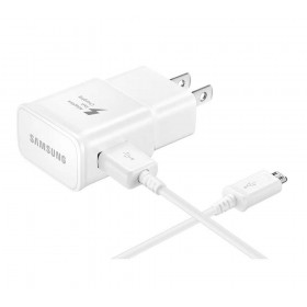 Cargador SAMSUNG Pared 9V Blanco