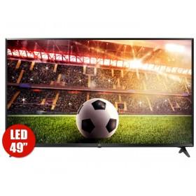 """TV 49"""" 123cm LG LED 49UJ635T 4K-UHD Internet"""