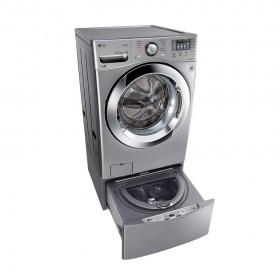 Combo Lavadora / Secadora LG CF 20 Kg WD20VVS6 + WD100