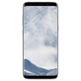 Celular libre SAMSUNG Galaxy S8 DS 4G Plateado