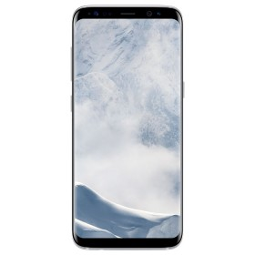 Celular libre SAMSUNG Galaxy S8 SS 4G Plateado