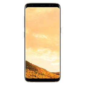 Celular libre SAMSUNG Galaxy S8 DS 4G Dorado
