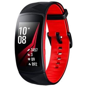 Gear Fit 2 Pro SAMSUNG Negro Rojo L