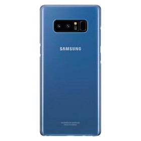 Clear Cover SAMSUNG Note 8 Azul