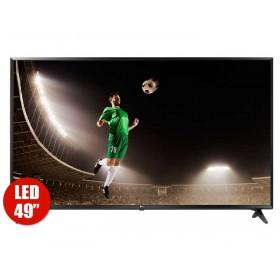 "Tv 49"" 123cm LG 49UJ620T UHD Internet"