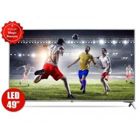 "Tv 49"" 123cm LG 49UJ651T UHD Internet"