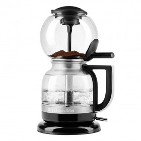 Cafetera KITCHENAID Siphon 8T Negro