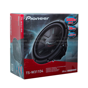 Subwoofer Auto PIONEER TS-W311D4