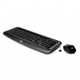 Teclado HP Wireless Classic Desktop