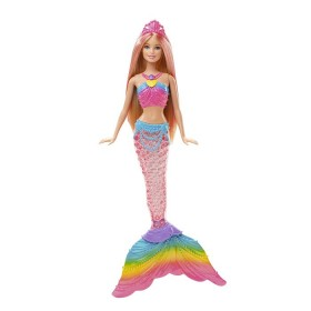 BARBIE Sirena Arcoiris Brillante