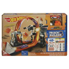 Pista HOT WHEELS KIT DE CHOQUES DWW96