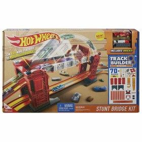 Pista HOT WHEELS Puente Acrobacias