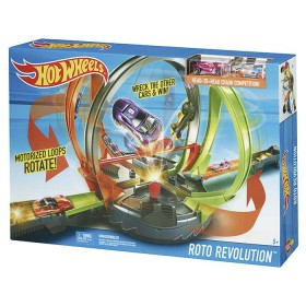 Pista HOT WHEELS ROTO REVOLUTION FDF26