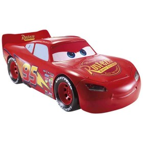 DISNEY CARS Figura de Rayo McQueen Movimiento de Película