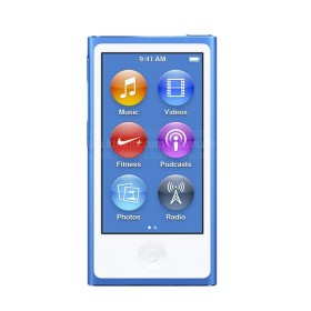 iPod Nano 16GB Blue
