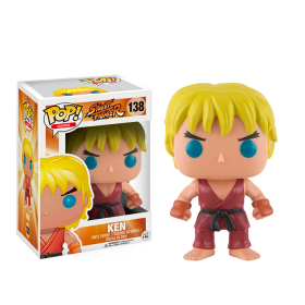FUNKO POP! Street Fighter Ken