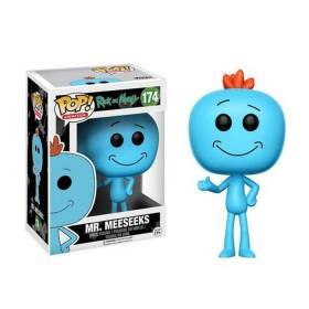 Figura de Vinilo FUNKO POP Rick and Morty