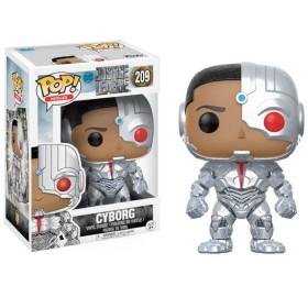 FUNKO POP! Justice League Cyborg