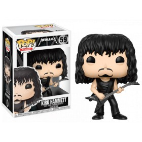 FUNKO POP! Rock Metallica KIRK HAMMETT