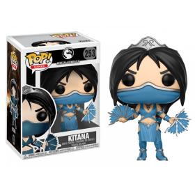 FUNKO POP! Mortal Kombat X KITANA