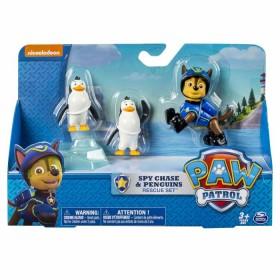 PAW PATROL Chase y Pingüinos