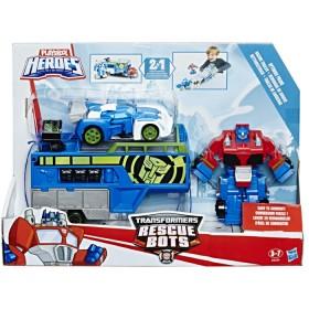 Optimus Prime Remolque