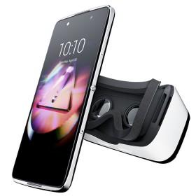 Celular ALCATEL IDOL4+VR 4G SS Negro
