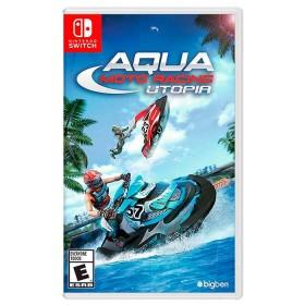Videojuego SWITCH Aqua Moto Racing Utopia