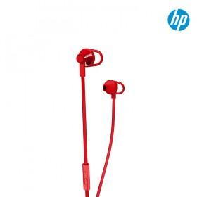 Kit Regalo Perfecto HP Audífono + Parlante Rojo