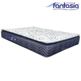 Colchón FANTASÍA Sencillo Blue Balanced 100x190 cms
