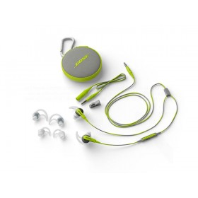 Audífonos BOSE In Ear SoundSport Verde para iOS