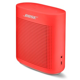 Parlante Bose Soundlink Color II Rojo