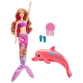 BARBIE y los Delfines Sirena