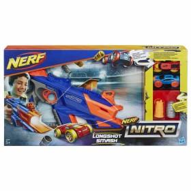 NERF Set Nitro LongShot Smash